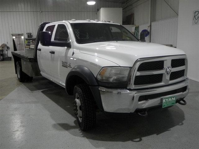 2013 Ram 5500 Chassis Tradesman/SLT/Laramie 4x4