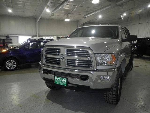 2017 Ram 2500 Big Horn Truck