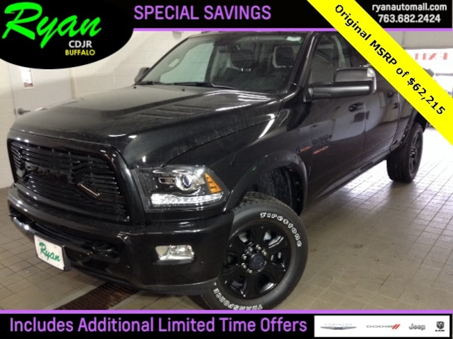 2018 Ram 2500 LARAMIE CREW CAB 4X4 6'4 BOX Crew Cab for sale in Buffalo MN