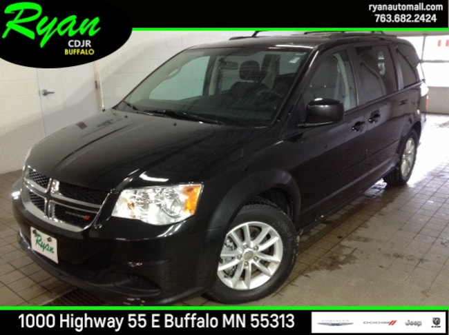 2016 Dodge Grand Caravan SXT Van Buffalo MN