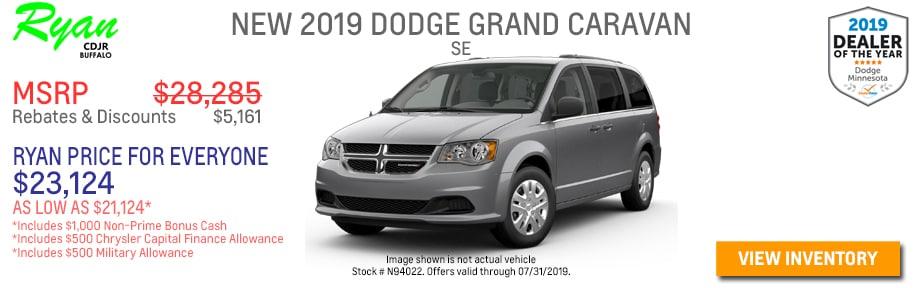 Ryan's New Dodge Inventory in Buffalo   Ryan CDJR Buffalo