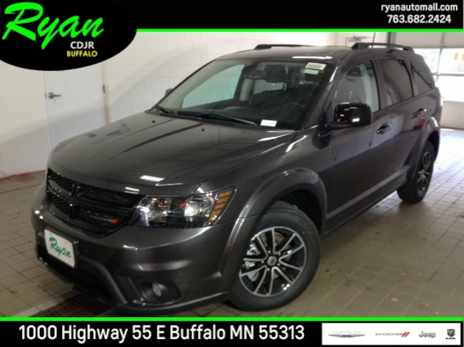 2018 Dodge Journey V6 VALUE PACKAGE Sport Utility for sale in Buffalo MN