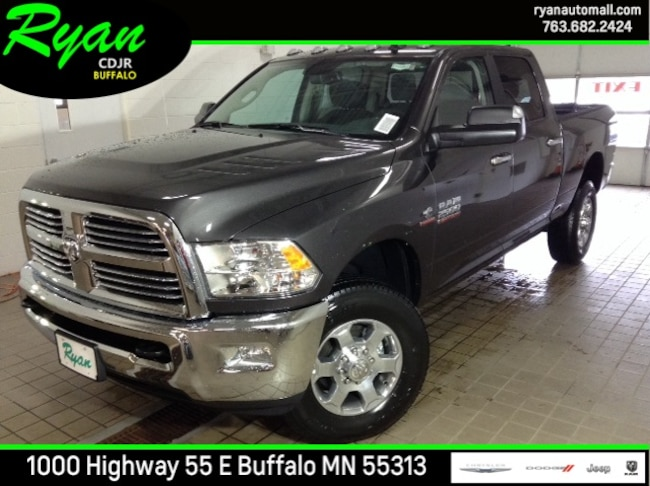 2018 Ram 2500 BIG HORN CREW CAB 4X4 6'4 BOX Crew Cab for sale in Buffalo MN