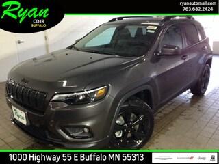 2019 Jeep Cherokee ALTITUDE 4X4 Sport Utility Buffalo MN