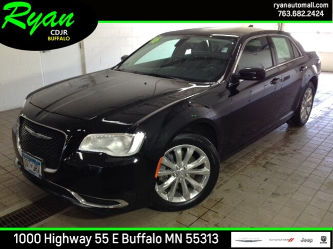 2016 Chrysler 300 Limited Sedan Buffalo MN