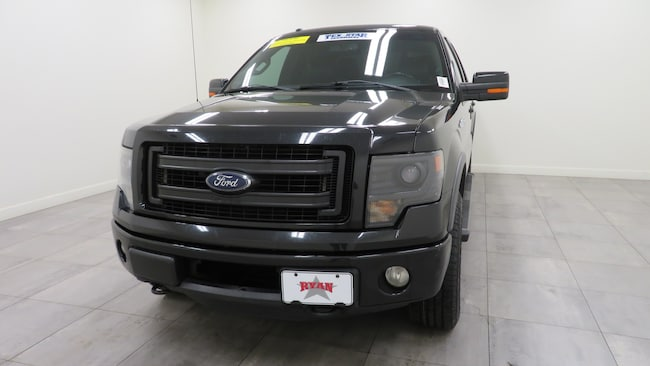 Used 2013 Ford F-150 FX4 Truck For Sale Sealy, TX