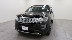 Used 2017 Ford Explorer Platinum SUV for sale in Sealy, TX