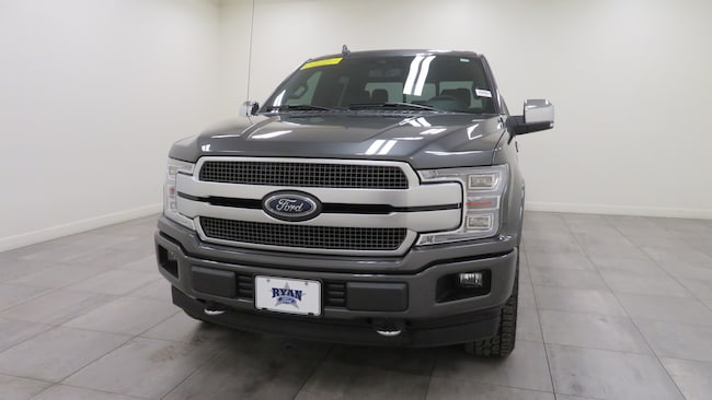 new 2018 Ford F-150 Platinum Truck For Sale/Lease Sealy, TX