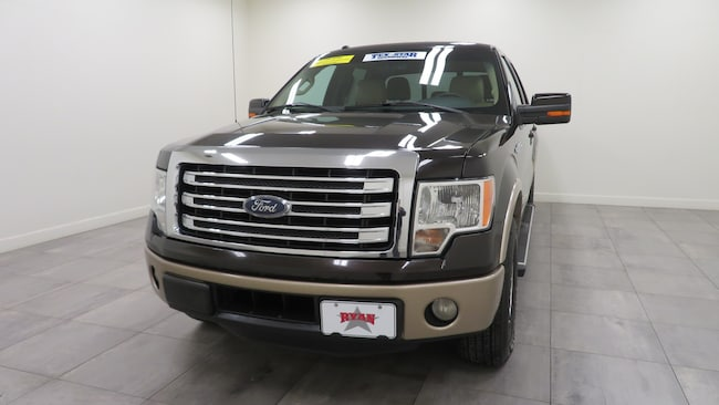 Used 2014 Ford F-150 Lariat Truck For Sale Sealy, TX