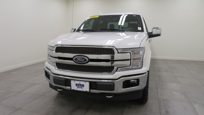 new 2018 Ford F-150 King Ranch Truck For Sale/Lease Sealy, TX