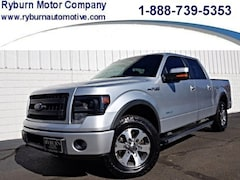 2014 Ford F-150 4x4 FX4 Off/Road Truck SuperCrew Cab