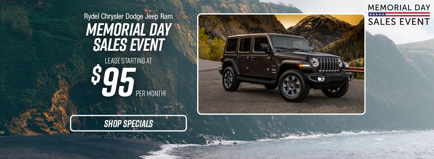 Jeep Dealership Los Angeles >> Rydell Chrysler Dodge Jeep Ram: New & Used Car Dealer in ...