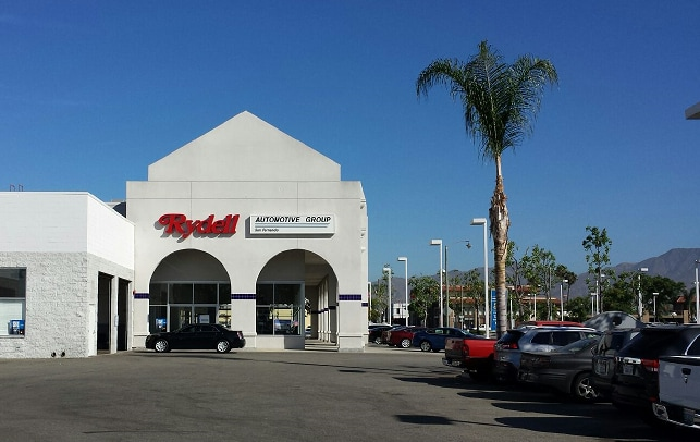 Rydell Chrysler Dodge Jeep Ram Proudly Serves The Los Angeles Area