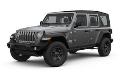 2019 Jeep Wrangler UNLIMITED SPORT 4X4 Sport Utility San Fernando CA