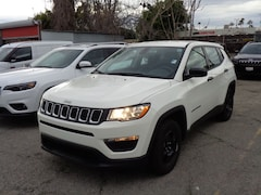 2018 Jeep Compass Sport FWD SUV San Fernando CA