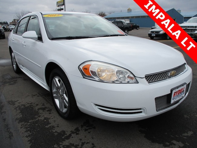 2012 Chevrolet Impala LT (Fleet Only) Sedan