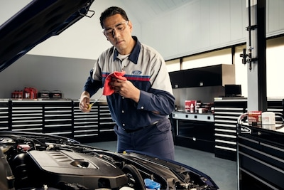 Oil change, tire rotate and inspection!
