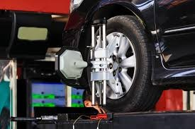 Alignment Savings with Tire Purchase