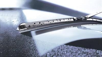 Wiper Blades Pair Installed