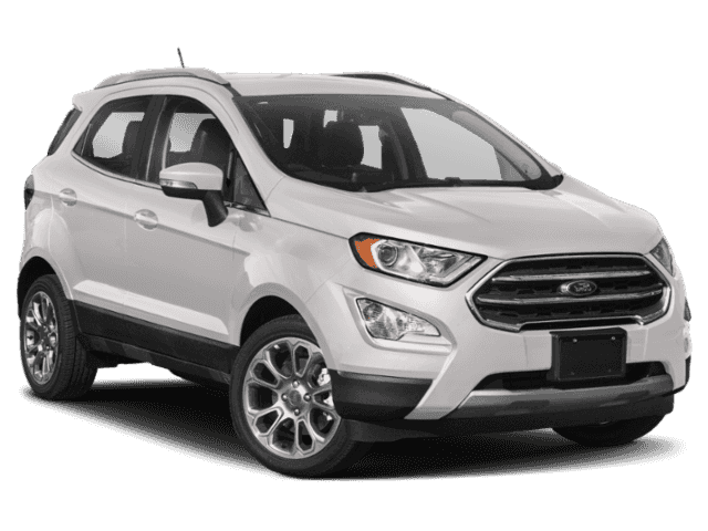 2020 Ford EcoSport vs. 2020 Chevrolet Trax