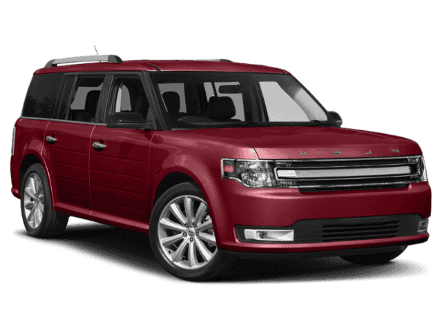 2019 Ford Flex vs. 2019 Dodge Journey