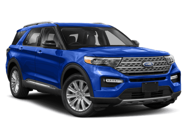 2020 Ford Explorer vs Chevrolet Tahoe