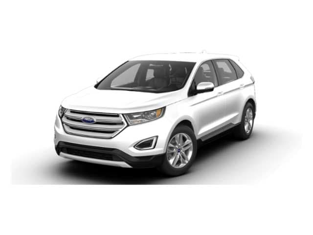 2018 Ford Edge vs. 2018 Honda CR-V
