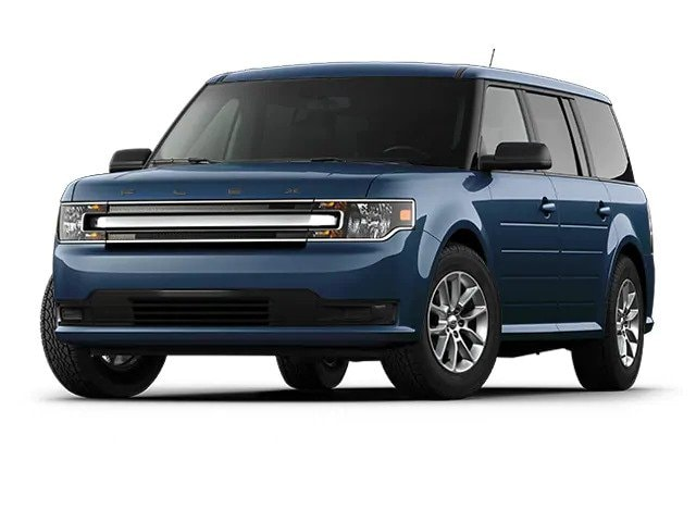 2020 Ford Flex vs. 2019 Honda Pilot