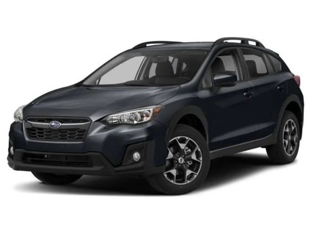 2018 Subaru Crosstrek vs. 2018 Honda HR-V