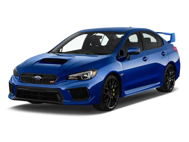 2018 Subaru WRX vs. 2018 Honda Civic Si