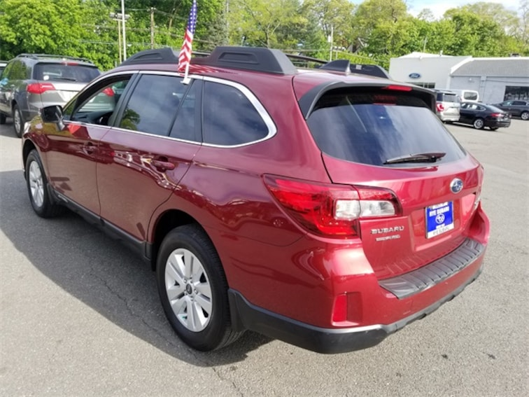 Used 2017 Subaru Outback For Sale at Rye Subaru   VIN: 4S4BSAFC1H3368042