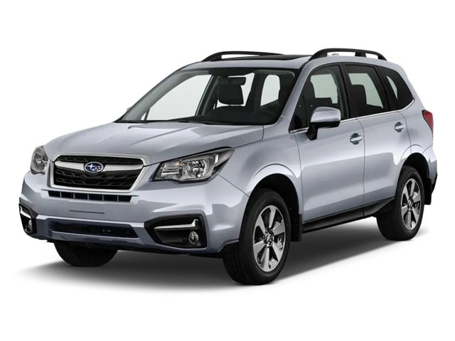 2017 Subaru Forester vs. 2017 Honda CR-V