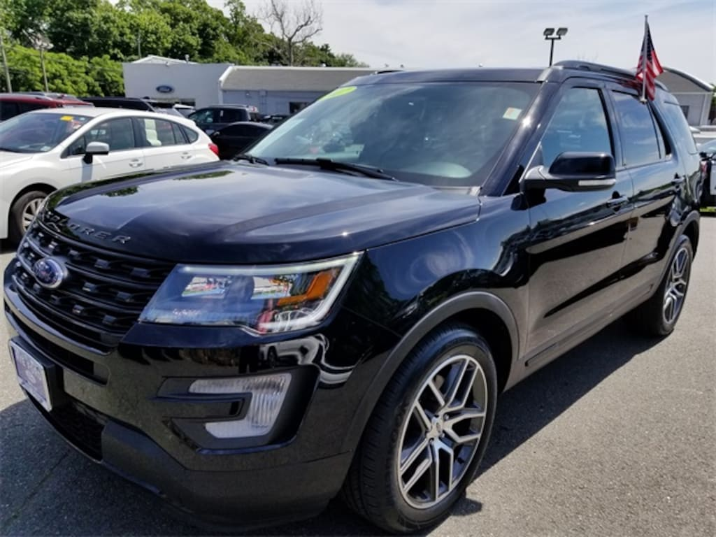 Ford Explorer Sport For Sale >> Used 2017 Ford Explorer Sport For Sale In Rye Ny Vin