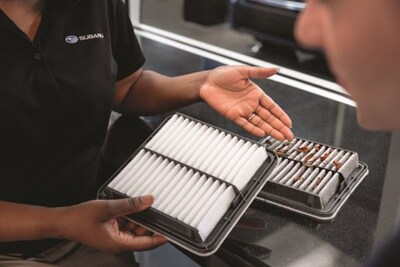 Replace Your Cabin Air Filter