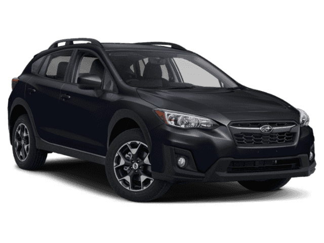 2020 Subaru Crosstrek vs. 2020 Honda HR-V