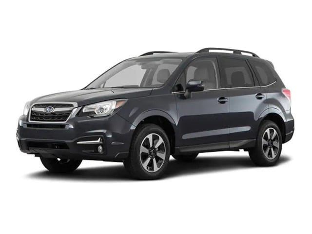 2018 Subaru Forester vs. 2018 Lexus NX Series