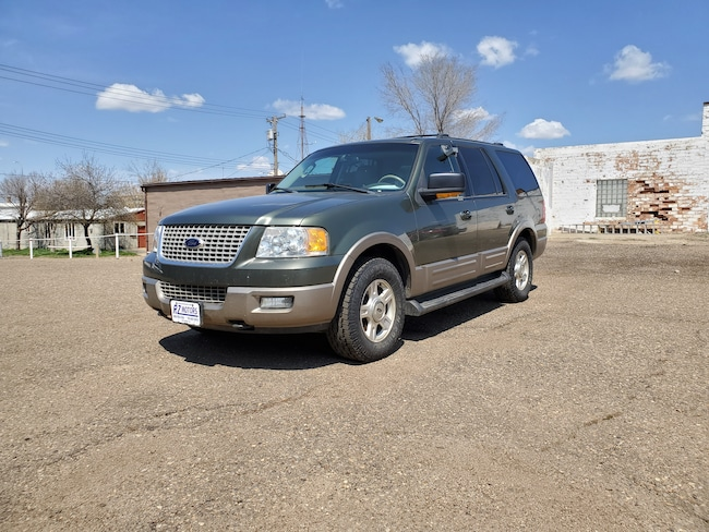 Used  2003 Ford Expedition Eddie Bauer 5.4L SUV in Hettinger, ND