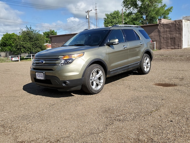Used  2013 Ford Explorer Limited SUV in Hettinger, ND
