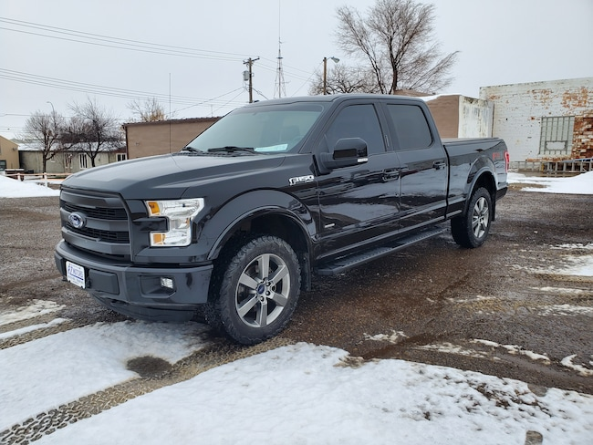 Used  2015 Ford F-150 Truck SuperCrew Cab in Hettinger, ND