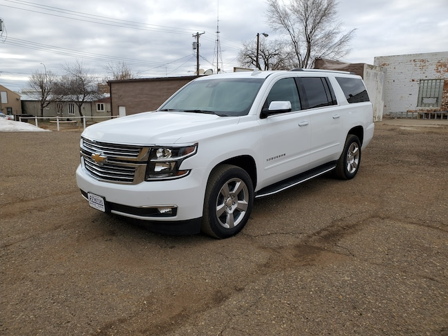 Used  2018 Chevrolet Suburban Premier SUV in Hettinger, ND