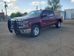 2015 Chevrolet Silverado 1500 LT Truck Crew Cab For Sale in Hettinger
