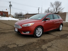 Used 2018 Ford Focus For Sale in Hettinger