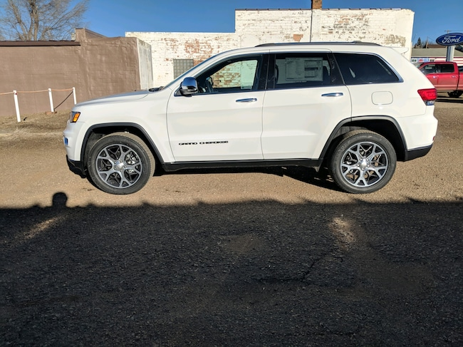 New  2019 Jeep Grand Cherokee LIMITED 4X4 Sport Utility in Hettinger, ND