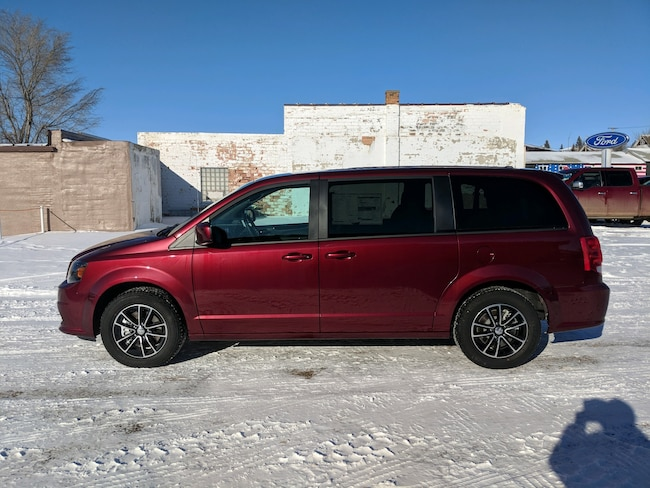 New  2019 Dodge Grand Caravan SE PLUS Passenger Van in Hettinger, ND