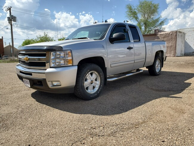 Used  2010 Chevrolet Silverado 1500 LT Truck Extended Cab in Hettinger, ND