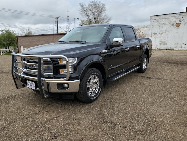 Used  2017 Ford F-150 Truck SuperCrew Cab in Hettinger, ND
