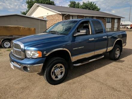2003 Dodge Ram 2500 Crew Cab Truck