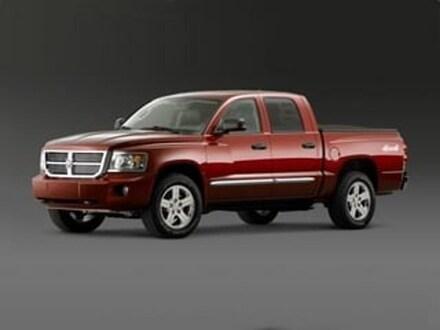 2011 Dodge Dakota Big Horn/Lone Star Crew Cab Short Bed Truck