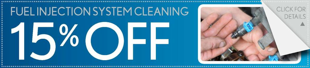 Fuel Injection System Cleaning Coupon, Springfield