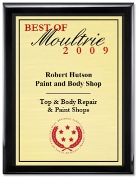 Robert Hutson Paint And Body Moultrie Ga